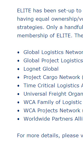 Press Room WCA Chinaglobal ,Freight forwarding networks